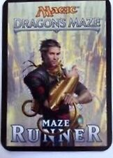 MTG Magic Dragon's Maze Maze Runner Achievement Promo Card Planeswalker DCI