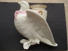 SCARCE ROYAL WORCESTER DOVE VASE