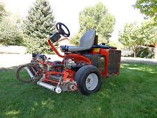 2007 Jacobsen G-Plex III Diesel Green/Tee mower