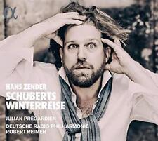 Julian Prégardien - Schubert / Hans Zender: Schuberts Winterreise (NEW CD)