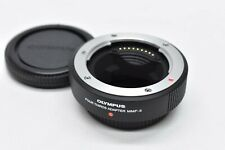 [ALMOST UNUSED] OLYMPUS MMF-3 Four Thirds Adapter for Lenses JAPAN