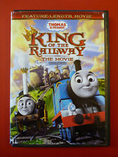 Thomas & Friends: King of the Railway - The Movie DVD Bilingual