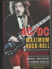 AC/DC Book 2006 MAXIMUM ROCK & ROLL Murray Englehart Arnaud Durieux