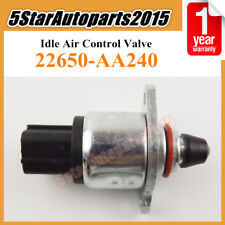 22650AA240 A33660R00 Idle Air Control Valve for 93-99 Subaru Impreza 1.8 2.2 2.5