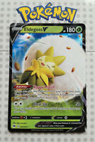 Pokemon card Eldegoss V 005/073 Full Art Holo Grass Champion's Path Mint Genuine