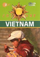ZDF Vietnam - Reiselust Box DVD Set Edizione Film Merce Tedesca Nuovo Conf.