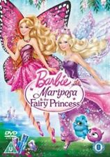 Barbie - Mariposa And The Fairy Princess (DVD, 2013)