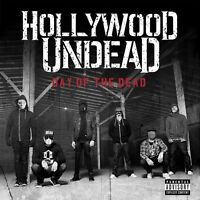 Hollywood Undead - Day of the Dead [New CD] Explicit, Deluxe Edition