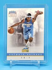 2003-04 Fleer Carmelo Anthony RC, Rookie Card, Denver Nuggets