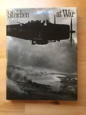 Steichen at War – Photographer Edward Steichen's WWII Photography - Abrams Book