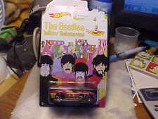 Hot Wheels Fast Felion The Beatles Yellow Submarine