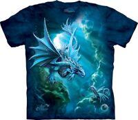 The Mountain Unisex Adult Sea Dragon Fantasy T Shirt