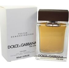 DOLCE & GABBANA - THE ONE - for MAN - EDT - 100 ml (3.33 oz) - IN TESTER BOX
