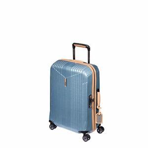 "NEW Hartmann 7R SKY BLUE 28"" Medium Luggage Spinner 68242-1809"