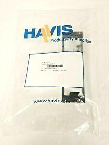 "NEW Havis 1-Piece Equipment Mounting Bracket 2.5"""