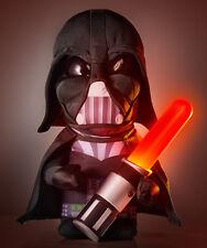 XL Darth Vader 2 in 1 Nachtlicht + Plüschtier Star Wars Stofftier Plüschfigur