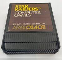 Star Raiders (Atari 400/800/XL/XE, 1981) ☆ AUTHENTIC ☆