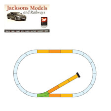 PIKO PK35301 Brass Siding Track Extension Pack G Gauge 45mm