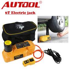 5T Hydraulic Electric Floor Jacks Truck with Remote Car Lever Jack Heavy Duty for AUTO Sedan SUV Truck AUTOOL Car Lifter Jack Electric Automatic 12V