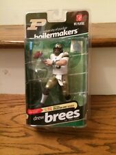 """McFarlane Collector Level Bronze - Drew Brees 6"""" Sports Collectible - College"""