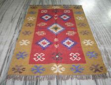 Kilim Rug, Turkish Kilim Rug, Vintage Kilim Rug,Vintage Kilim Carpet Rug 4x6 Ft