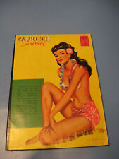 Cariccio Magazin von 1954. Film,Show,Erotik,Bühne,Stars-Variete- Film-Pin Up-Akt