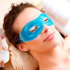 Masque Gel Apaisant Pour Contour Des Yeux Chaud Ou Froid Anti Migraine Neuf