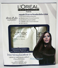 LOREAL XTENSO Straightener Cream Very Resistant Hair 125ml SET