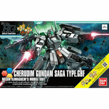 Bandai Build Fighters GBF Cherudim Gundam Saga Type.GBF HG 1/144 Model Kit USA