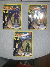 Dick Tracy Lot Of 3