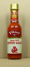 150ml/160gr Dam Hot Pepper Sauce/Chili Sauce of Viking traders from St Lucia