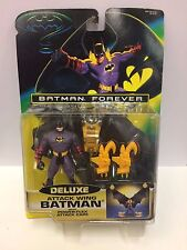 Batman Forever Deluxe Attack Wing Batman Figure DC Kenner 1995