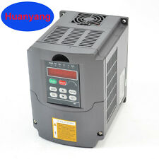 CNC SPEED CONTROL 2.2KW 110V VARIABLE FREQUENCY DRIVE INVERTER VFD  HOT ITEM HY