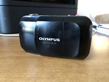 Olympus Stylus 35mm Film Point And Shoot Camera (Working Condition)