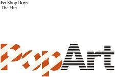 Pet Shop Boys - Pop Art-The Hits [New CD] Italy - Import