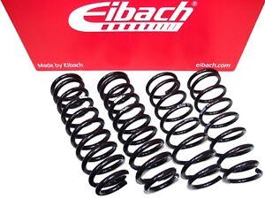 "EIBACH PRO-KIT LOWERING SPRINGS FOR 11-14 GRAND CHEROKEE V8 [1.6""F/1.8""R]"
