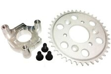 Motorized Bicycle Sprocket and Adapter Cnc Aluminum Made In Usa multi Sizes -415