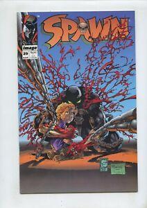 Spawn #29 (1995) High Grade NM+ 9.6