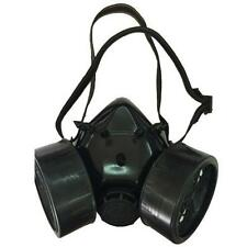 Cyber Goth Rave Burning Gas Mask Spike Respirator Halloween Punk Cosplay