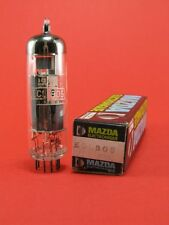 MAZDA ECL805/vintage valve tube amplifier/NOS (P2)