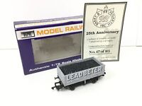 Dapol/Barry & Penarth MRC OO Gauge 7 Plank Wagon Leadbeter