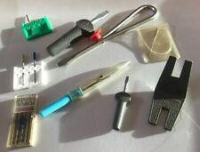 Husqvarna Viking 6000 Sewing Machine Replacement Accessories Tools Needles Lot
