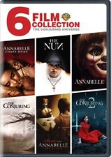 6 FILM COLLECTION CONJURING UNIVERSE New DVD Conjuring 1 2 Annabelle 1 2 3 Nun