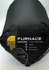 North Face Furnace 0 Degree Sleeping Bag 600 Pro Fill Goose Down Spruce Green