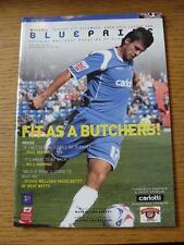 06/12/2005 Oldham Athletic v Walsall  (Item in very good condition, no obvious f