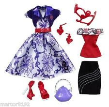 Monster High Doll Fashion Operetta 2 Outfits with Shoes New