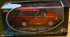 RANGE ROVER SPORT SOLIDO 15102 ROUGE RED ROT 1/43 LAND