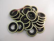 GM Oil Drain Plug Rubber Metal Gasket - washer 12mm - 50 pcs.