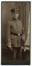 Photograph army officer; German