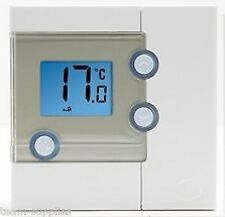 SALUS RT300 CENTRAL HEATING ROOM THERMOSTAT DIGITAL LCD STAT 1ST CLASS POST